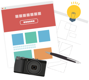 Webデザインイメージ
